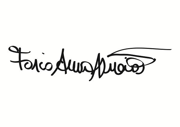 Anna Maria Fazio's Signature