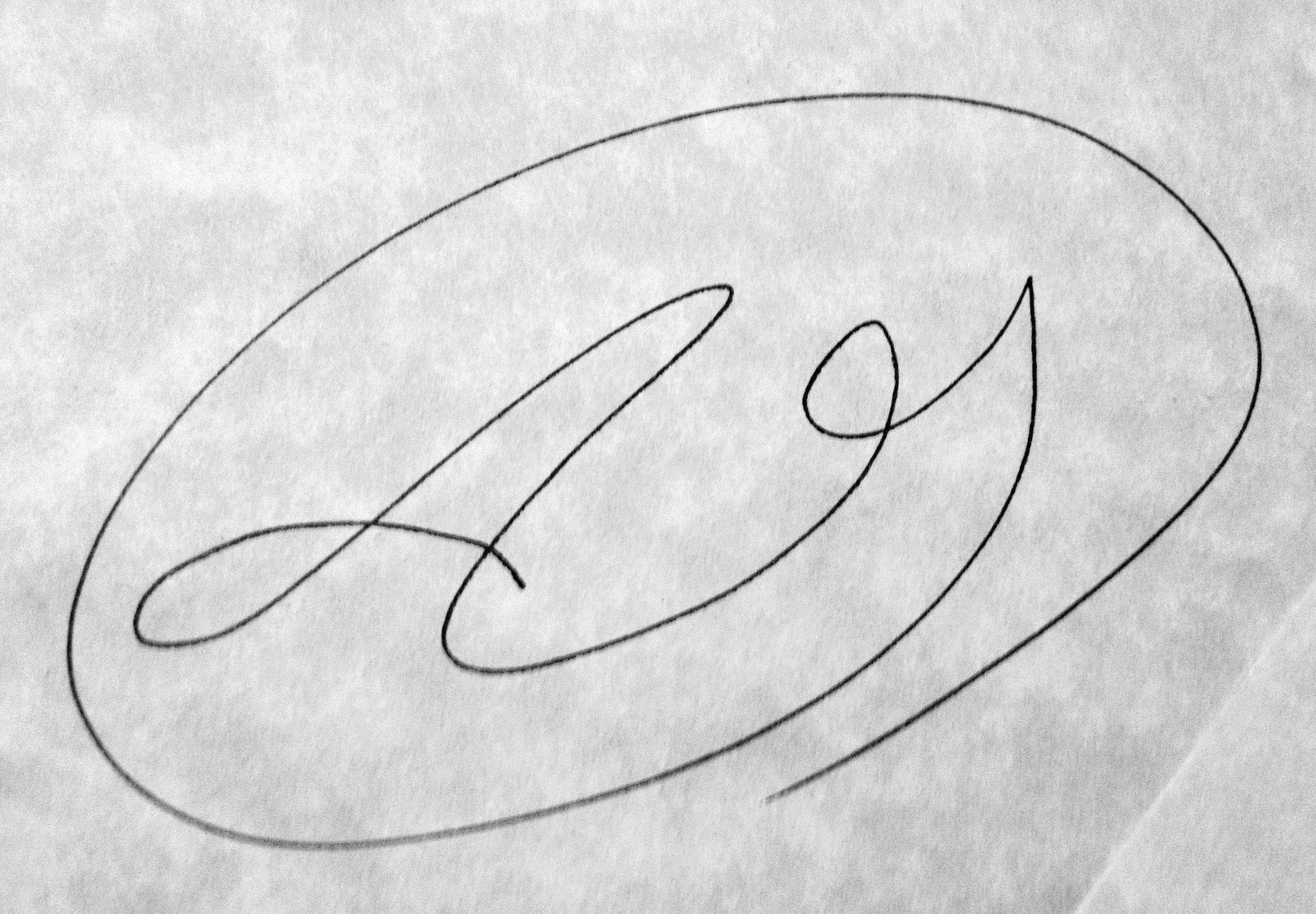 Alexandra Genest's Signature
