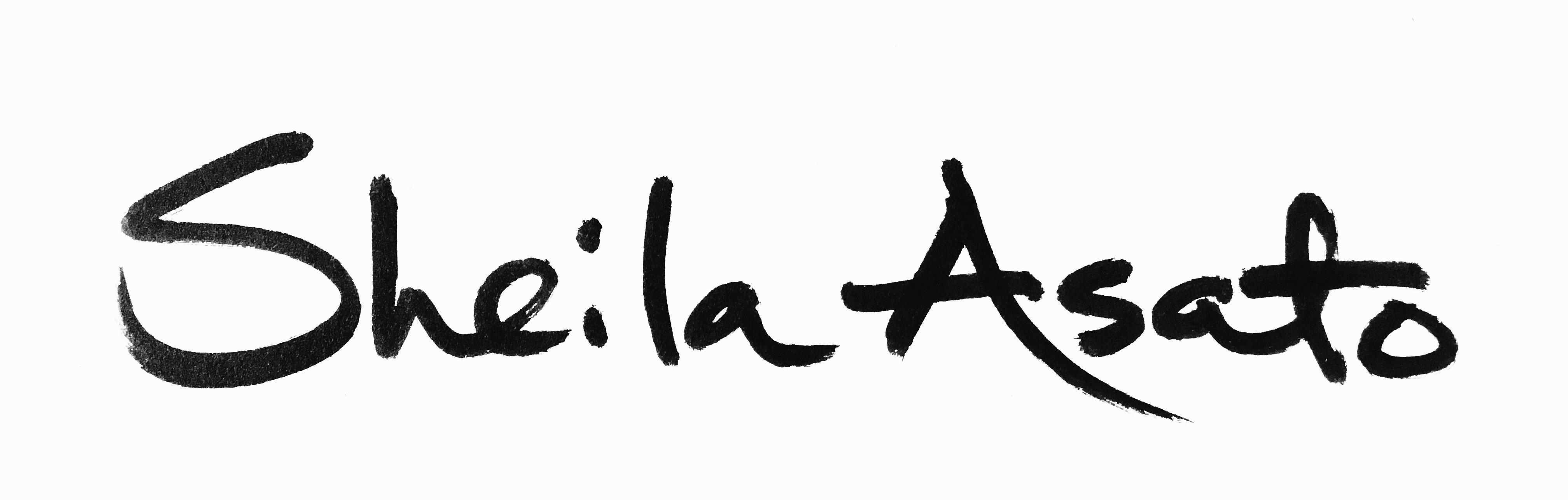 Sheila Asato's Signature