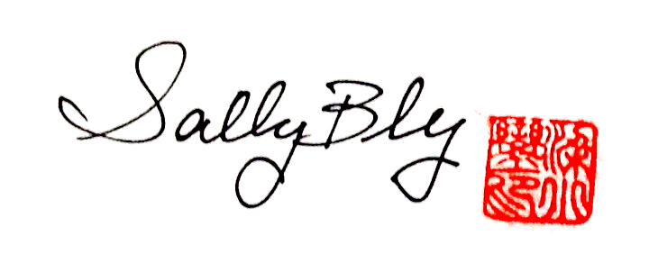Sally Bly's Signature