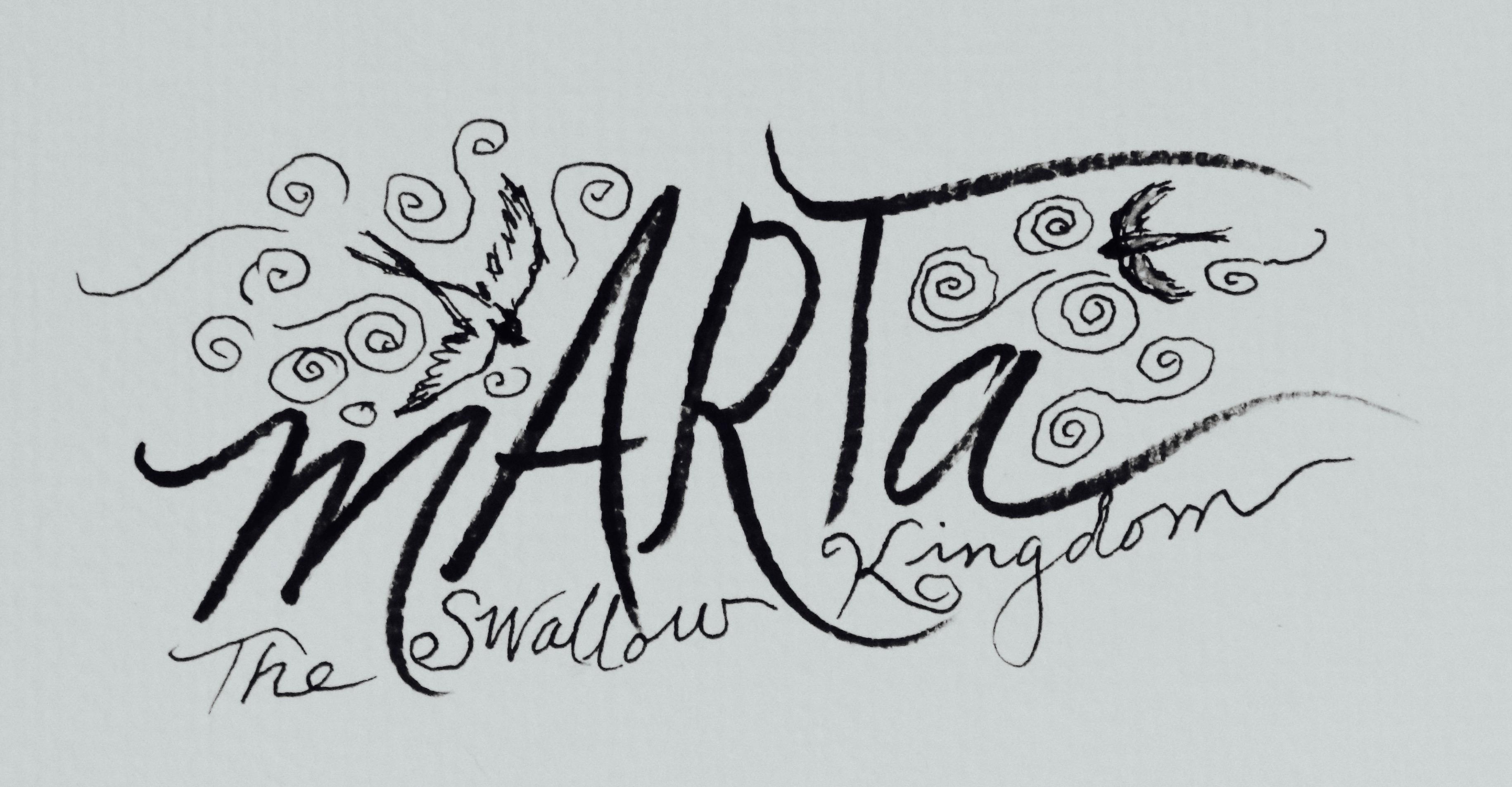 marta olson's Signature