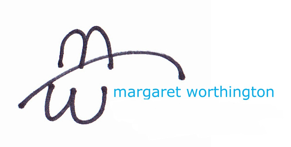 margaret worthington's Signature