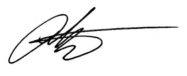 Andrew Szava-Kovats's Signature
