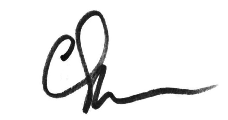 Charles T. Miller's Signature
