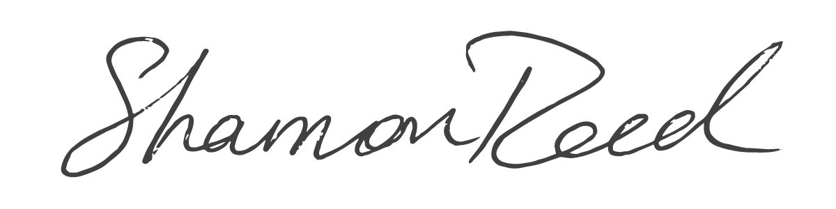 Shannon Reed's Signature