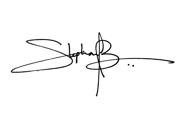 Stephanie Brown's Signature
