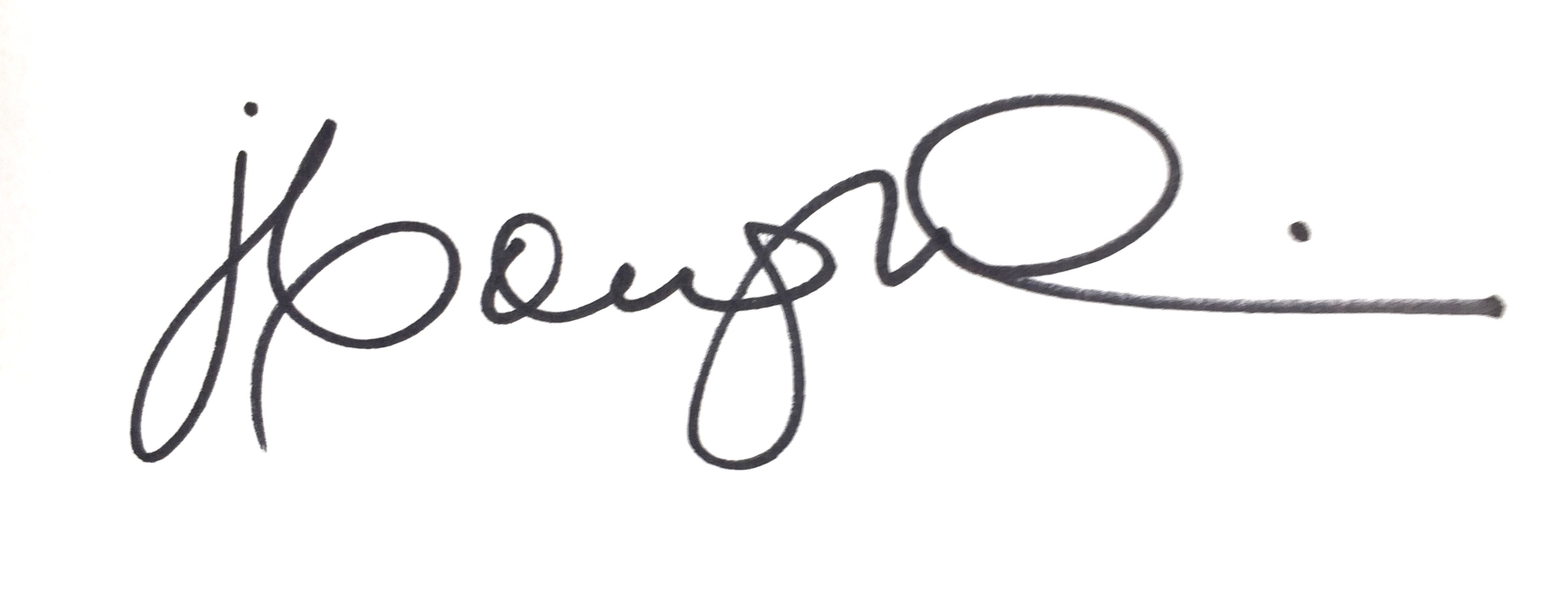 Joanne coughlin's Signature