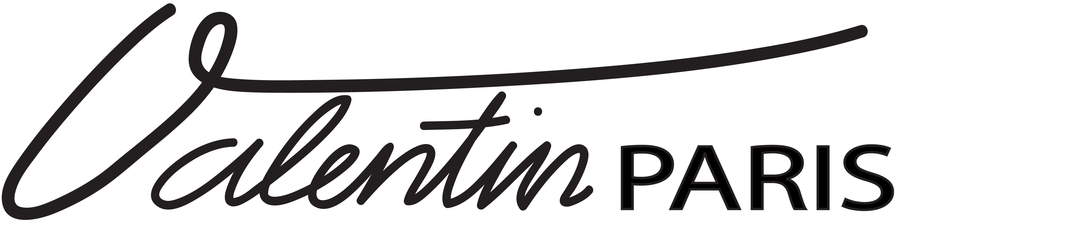 Valentin PARIS's Signature