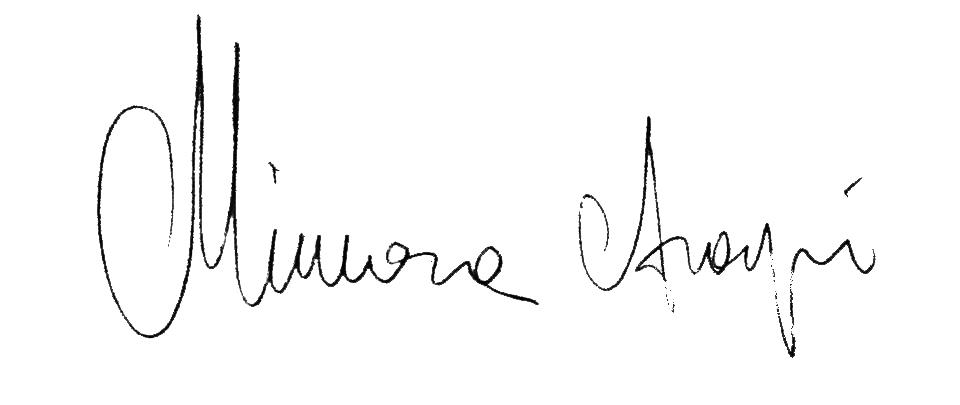 Mimoza Arapi's Signature