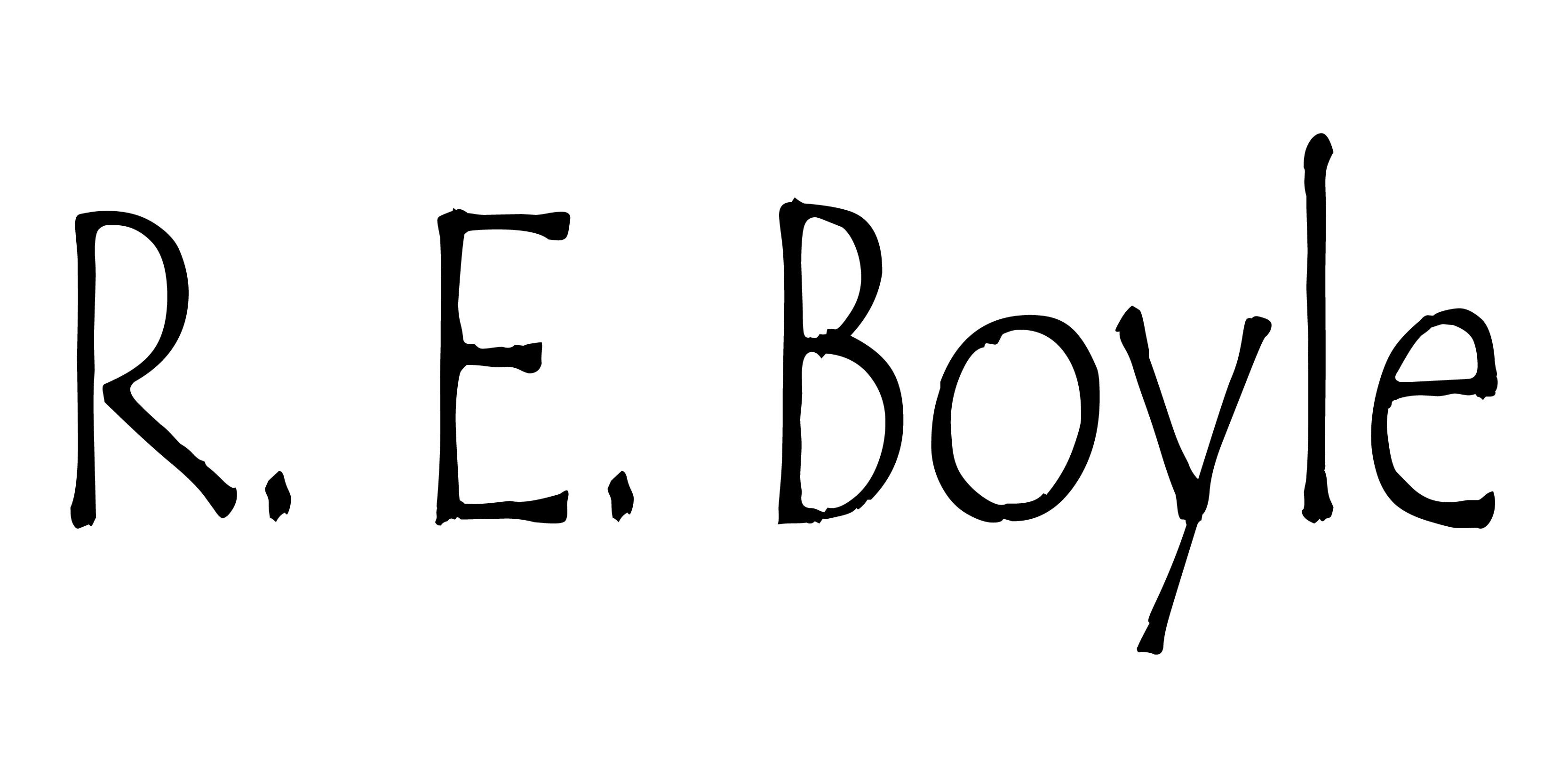 Rebecca Boyle's Signature