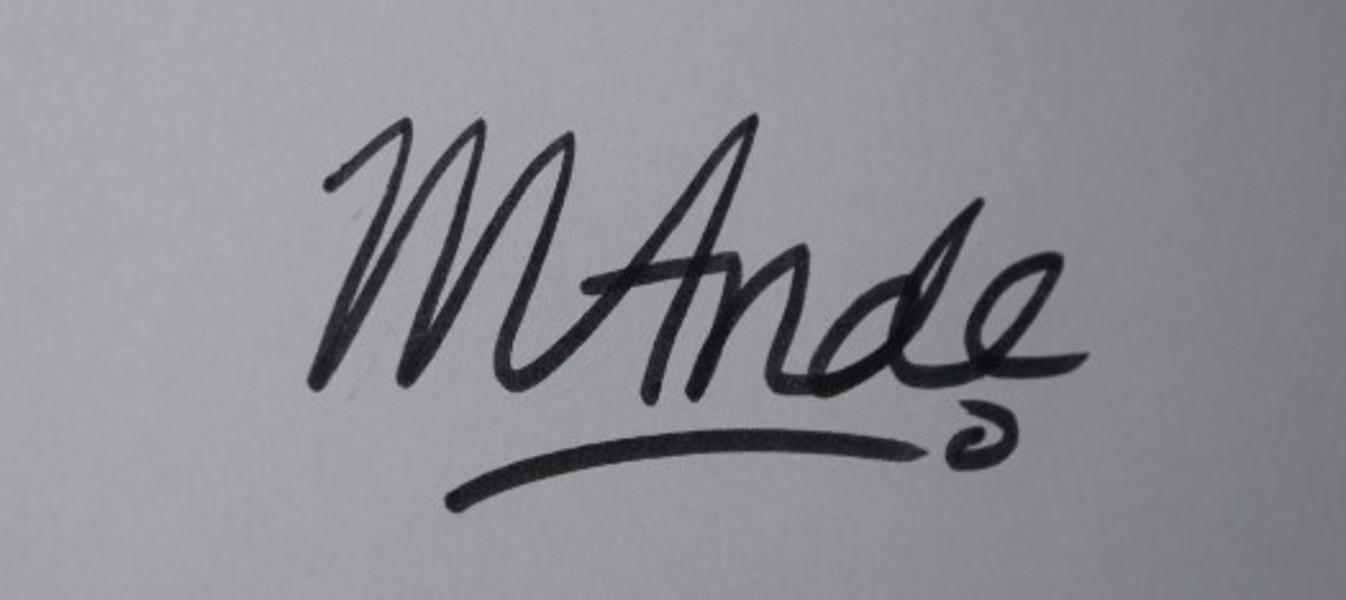 m ande's Signature