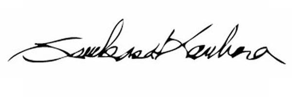 Tsukasa KAMBARA's Signature