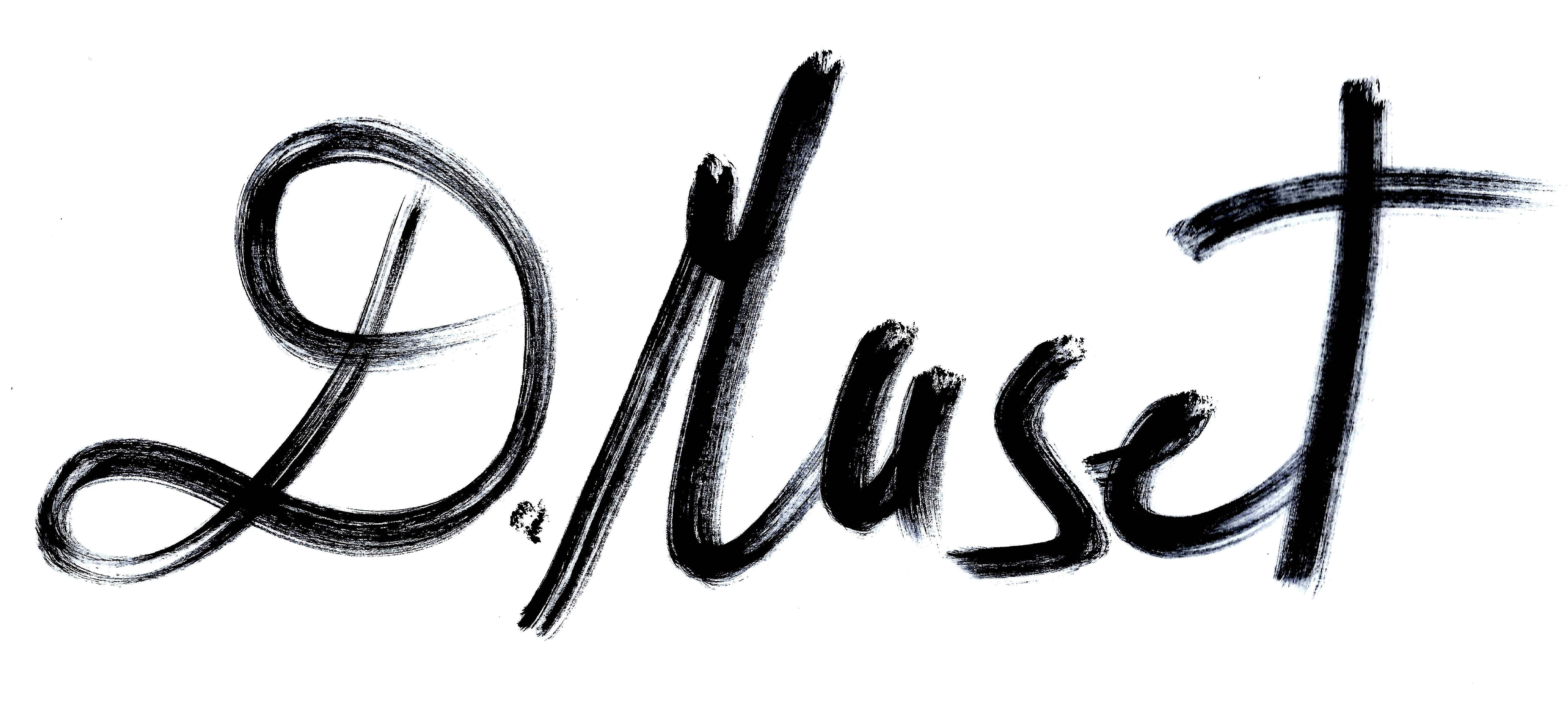 Daniela Muset's Signature