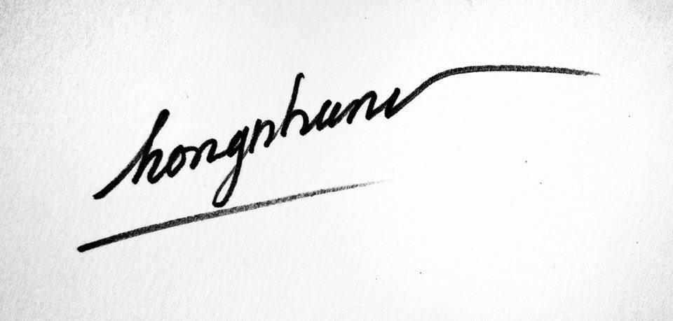Janny vo's Signature