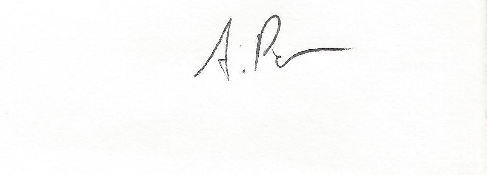 ayana safiya pearson's Signature