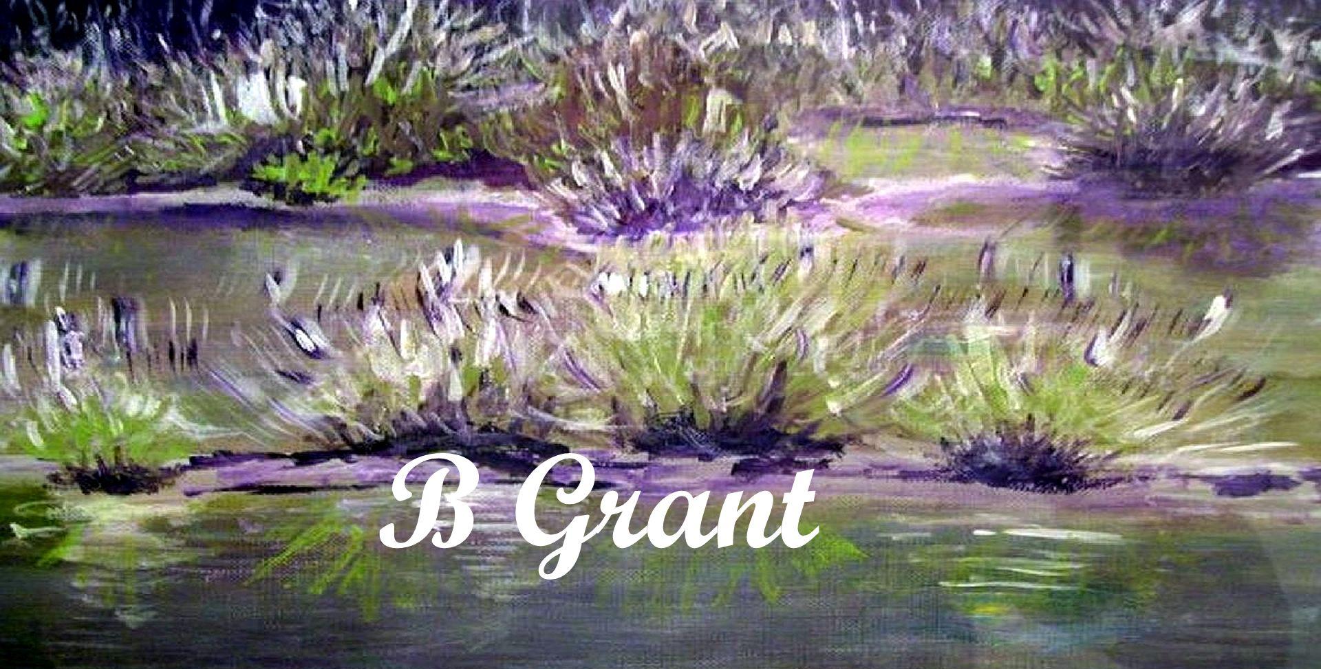 Bert Grant's Signature