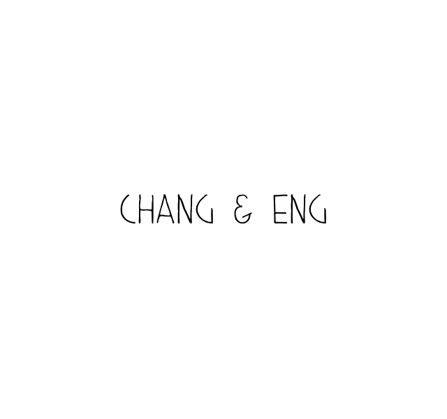Chang &  Eng's Signature