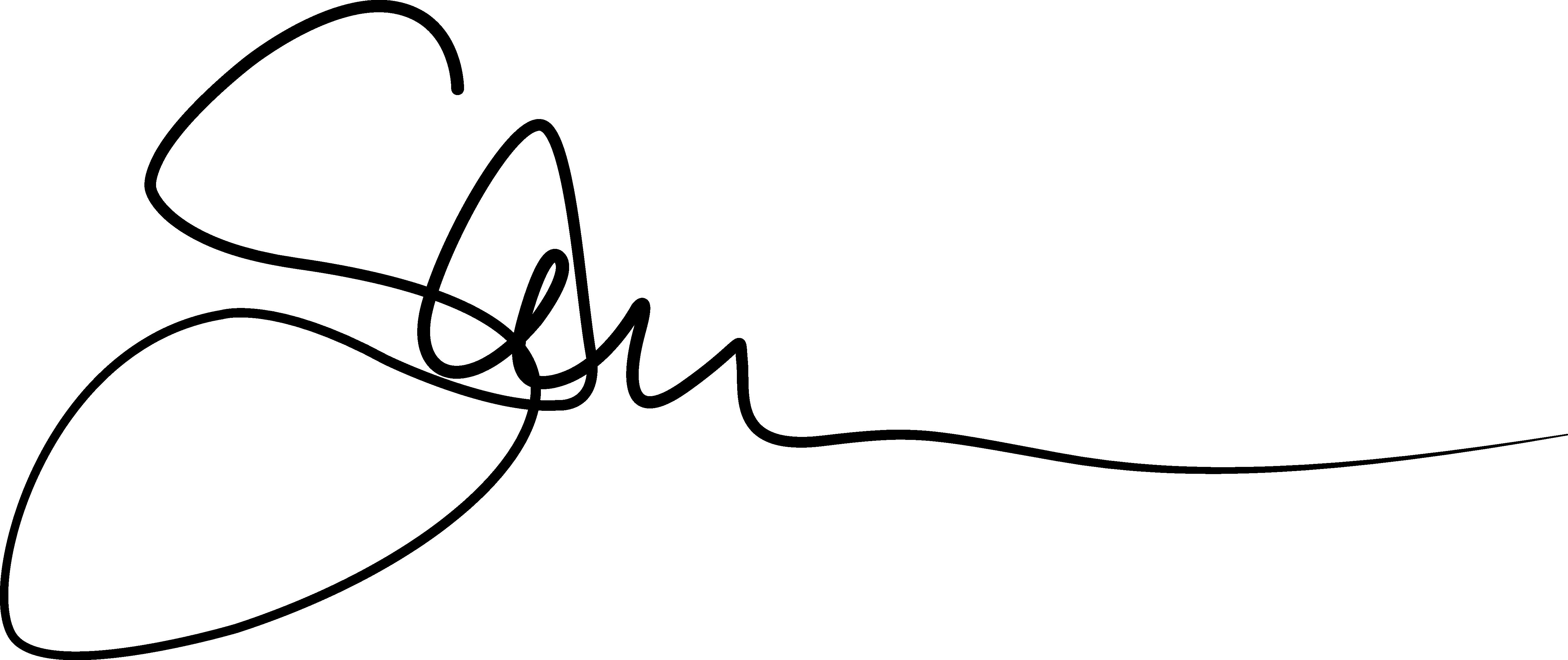 Eszter Szakacs's Signature