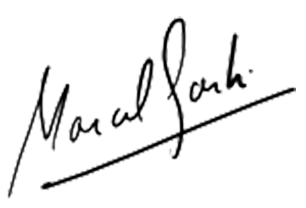 marcel GArbi's Signature