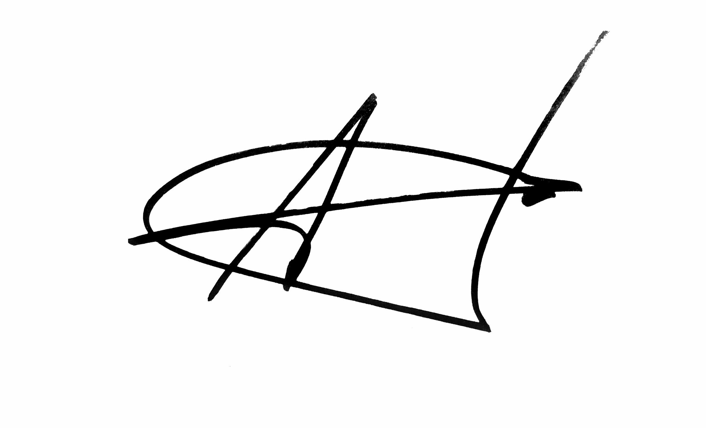 Aljona Shapovalova's Signature