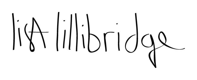 Lisa Lillibridge's Signature