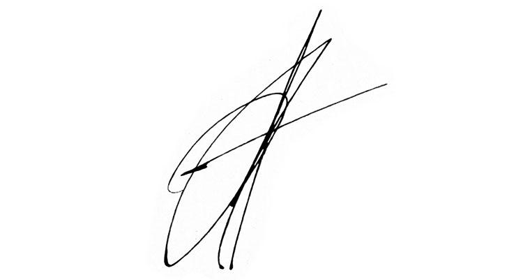 Robert W. Dunlap's Signature