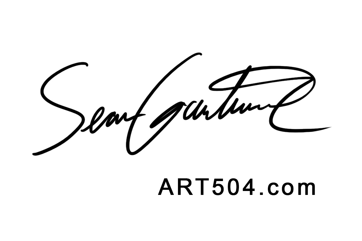 Sean Gautreaux's Signature