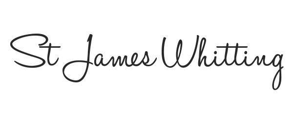 St James whitting's Signature