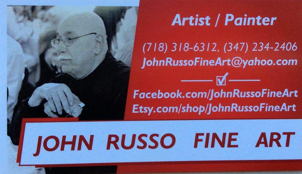 John Russo's Signature