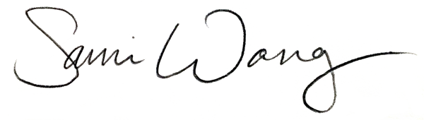 Sami Wong's Signature