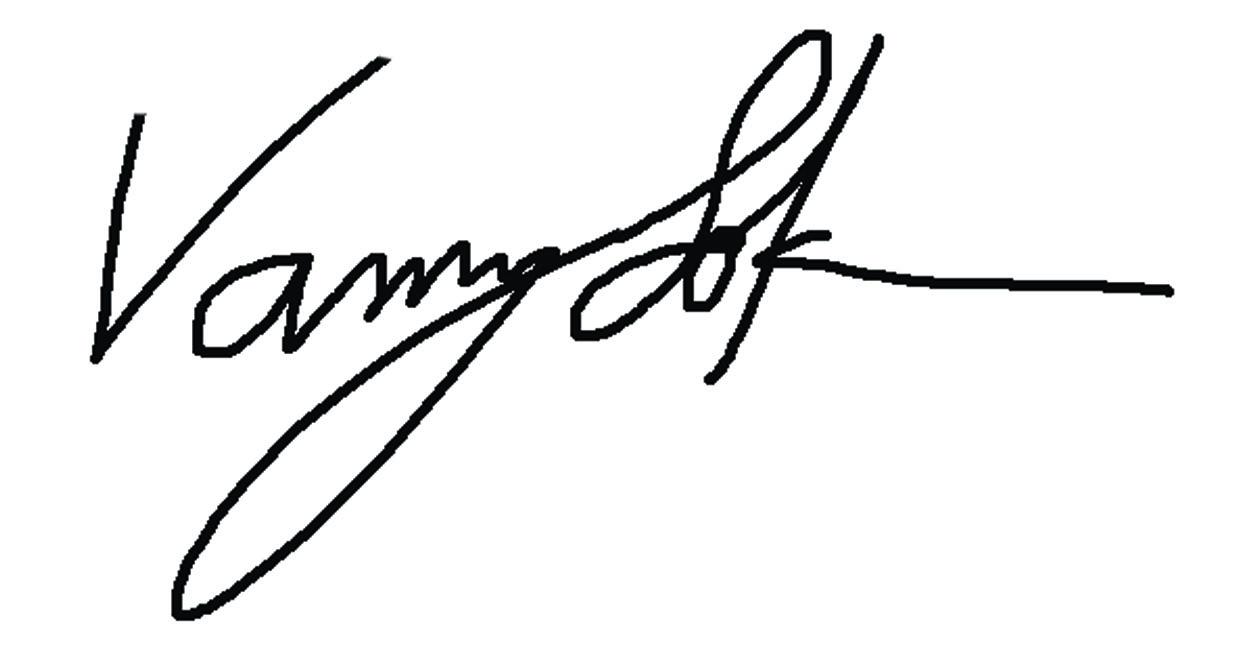 Vanny Sok's Signature