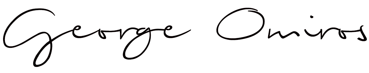 George Omiros's Signature