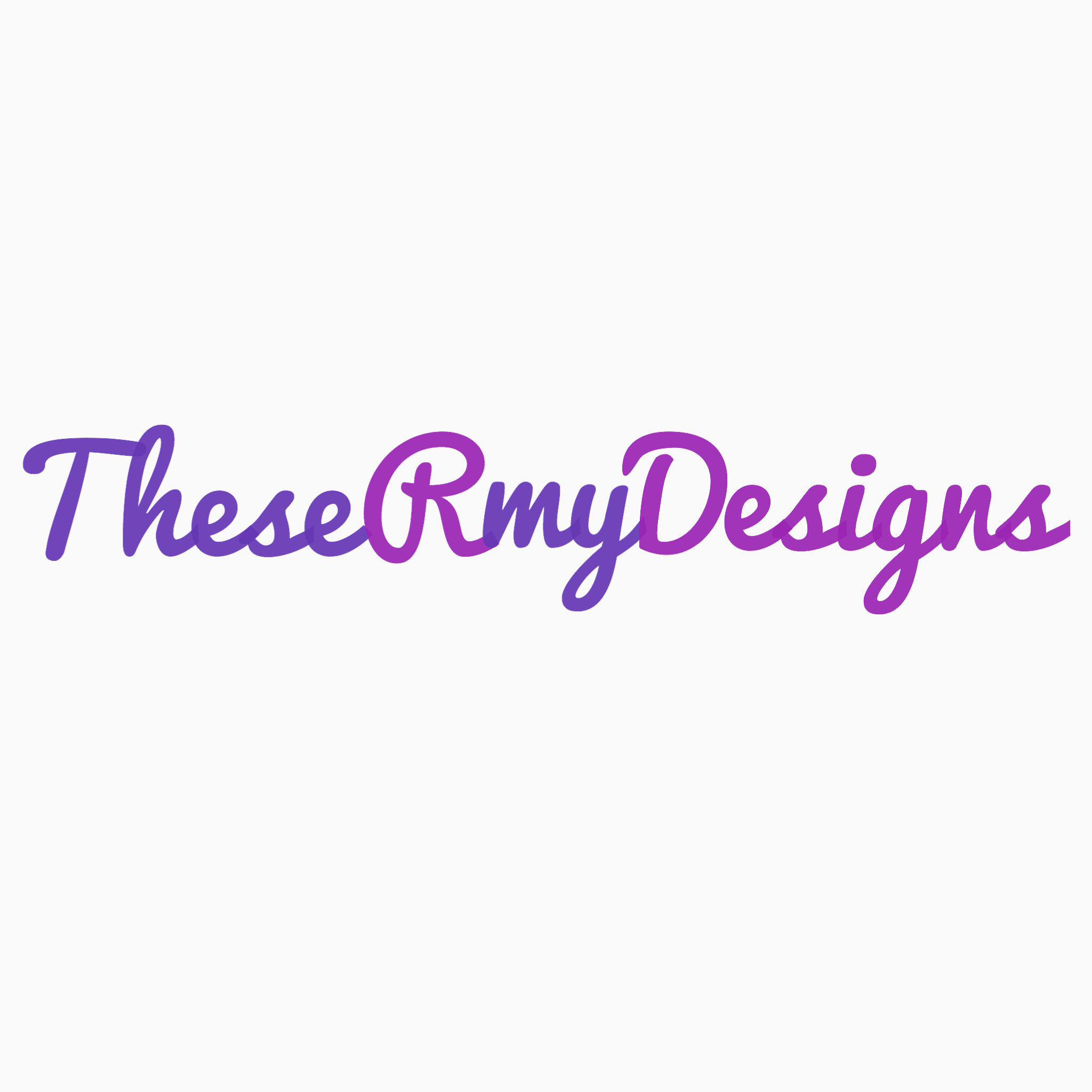 TheseRmydesigns's Signature