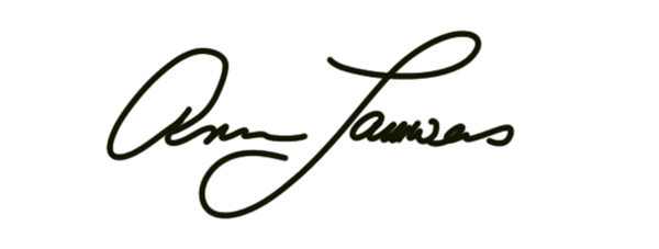Ann Lauwers's Signature