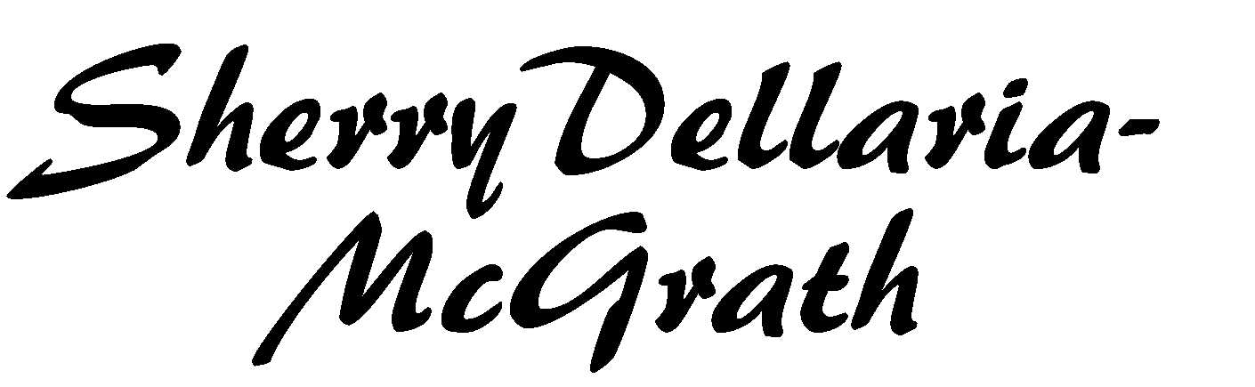 Sherry Dellaria-McGrath's Signature