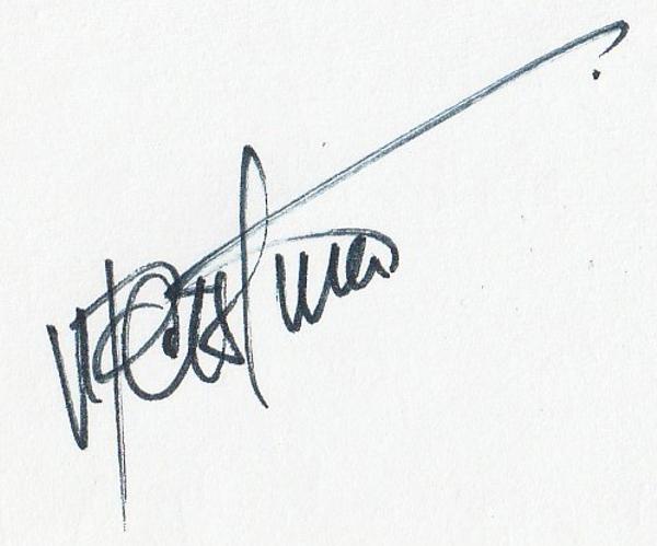 dada vfc's Signature