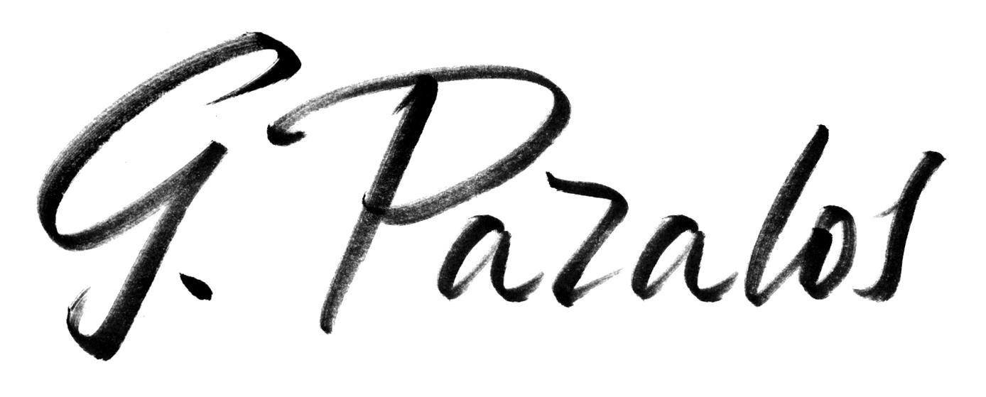 GEORGE PAZALOS's Signature