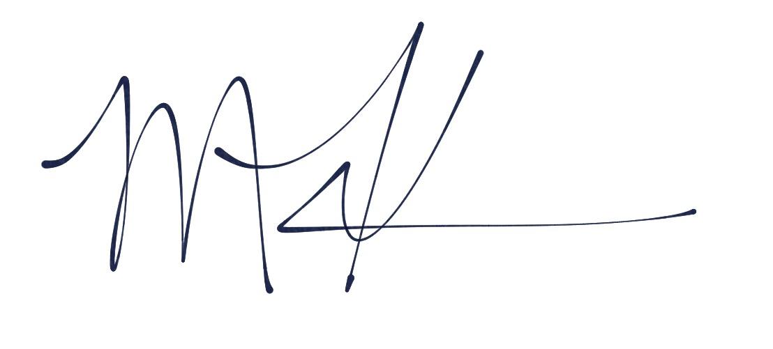 Melissa Kamnikar's Signature