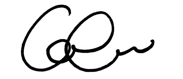 colin James Wiita's Signature