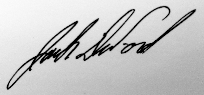 Jack Duford's Signature