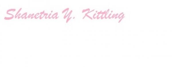 Shanetria kittling's Signature