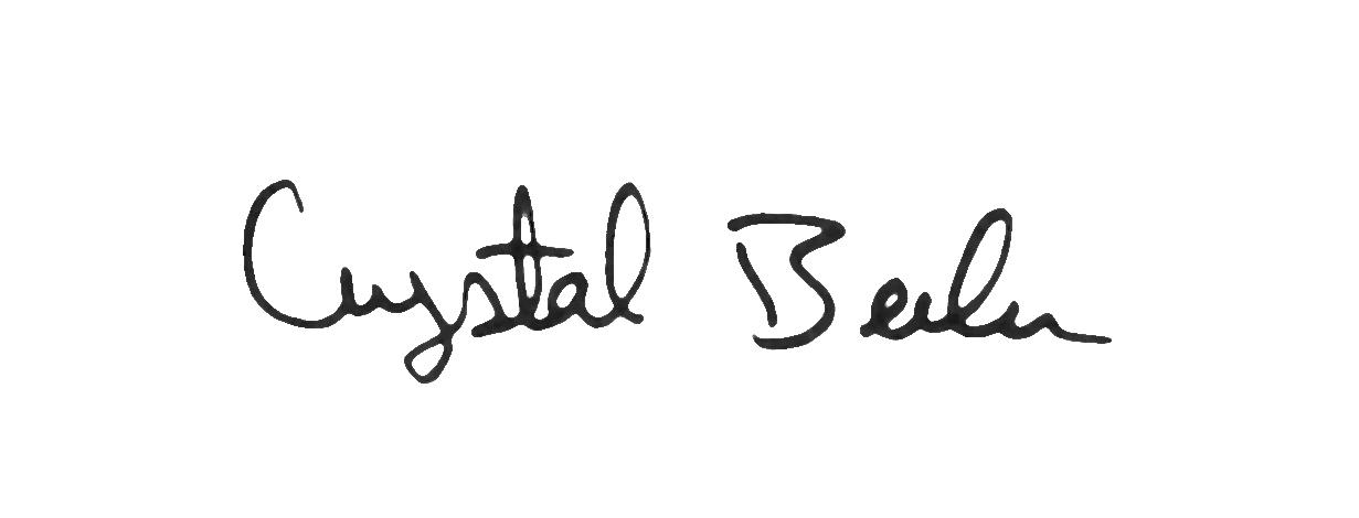 Crystal Beeler's Signature
