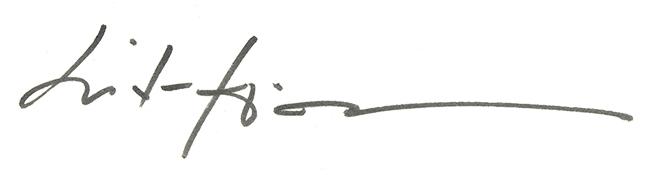 Linda Hanson's Signature