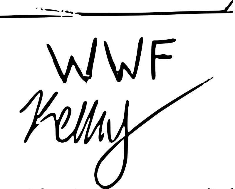 kELLY Kim's Signature