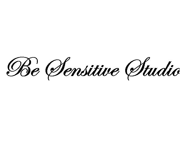 Be Sensitive Studio's Signature