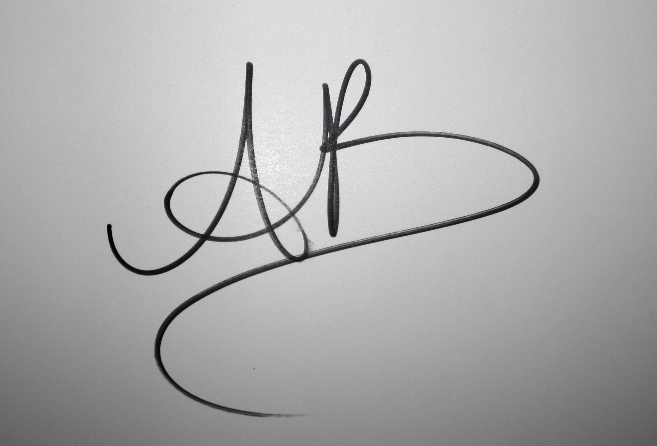ALyssa Bette's Signature