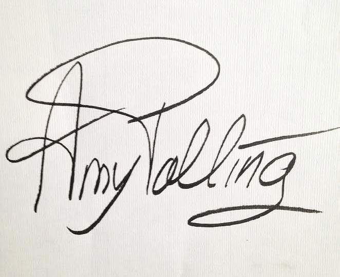Amy Polling's Signature