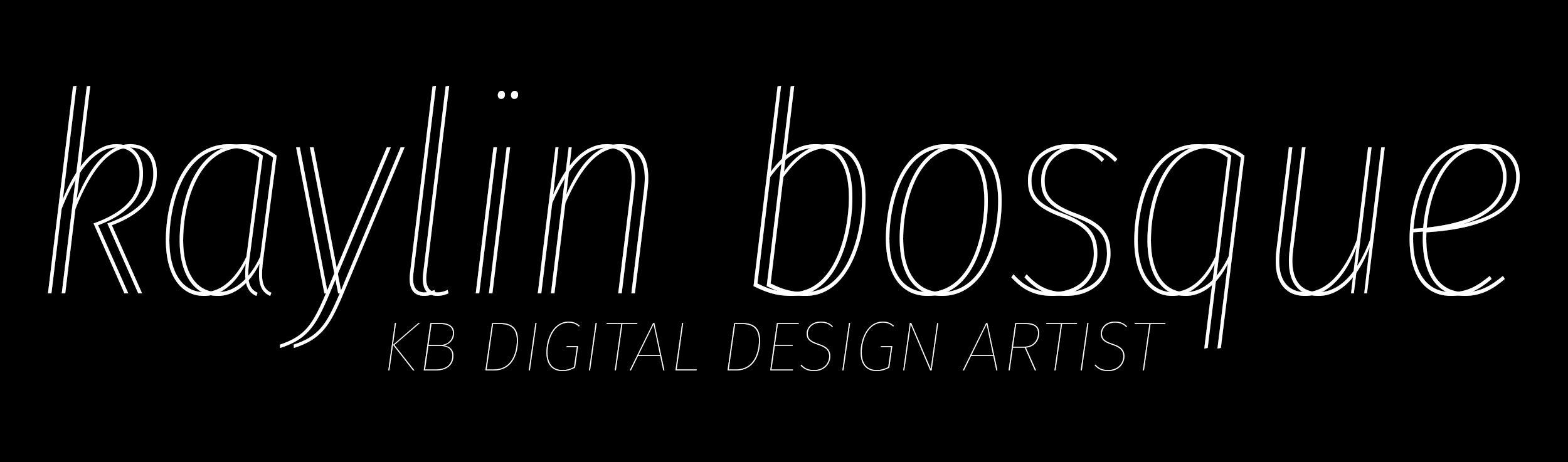 kb digital design's Signature
