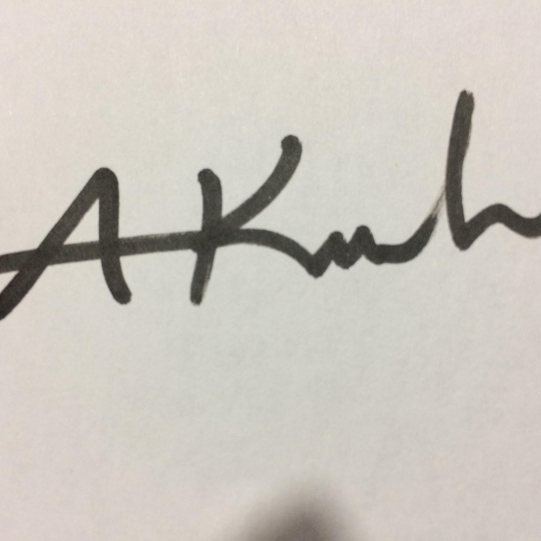 ARSLAN KOCATEPE's Signature
