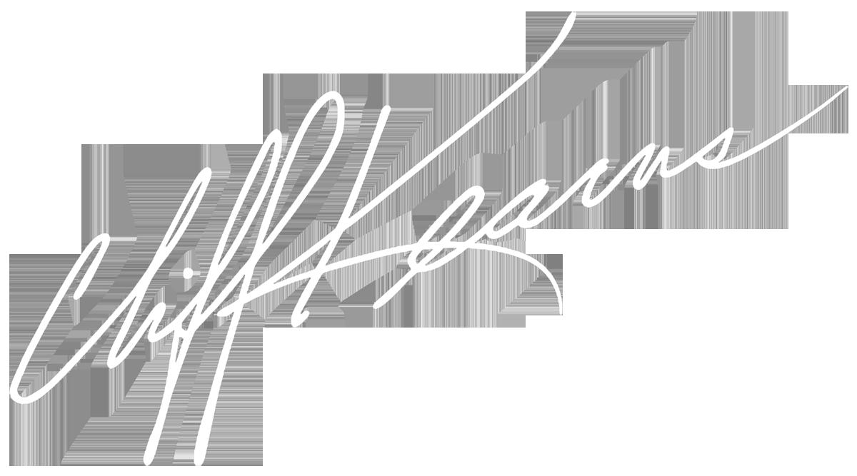 Cliff Kearns's Signature
